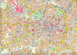 Map Of Naples Italy by Maps Of Italian Cities