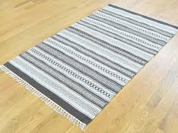 Cotton Flat Weave Rug White Flat Woven Rug Best Rug 2017