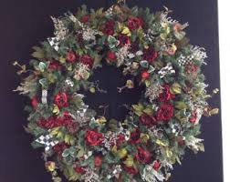 large wreath etsy