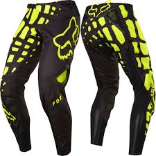 fox racing motocross fox racing 360 grav mens off road dirt bike racing motocross pants