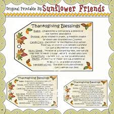 thanksgiving printables sunflower friends clipart collections