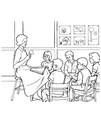 church coloring church coloring pages