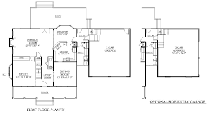 southern heritage home designs house plan 2958 b the barnwell b