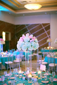 Quinceanera Table Decorations Centerpieces Download Pink And Blue Wedding Decorations Wedding Corners