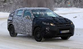 mitsubishi sports car 2018 2018 mitsubishi eclipse cross spy shots