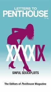 letters to penthouse xxxxix sinful sexxxploits by penthouse magazine