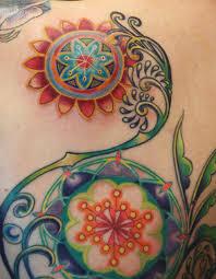 June Flower Tattoos - flower tattoos witch city ink custom tattoos in salem massachusetts