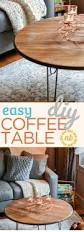 Diy Coffee Tables 15 Easy Diy Coffee Tables You Can Build On A Budget Minimalist