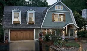 Gambrel Roof Garages 20 examples of homes with gambrel roofs photo examples