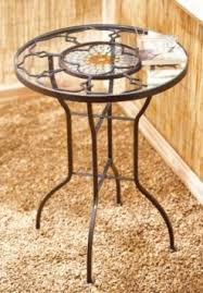 Mosaic Patio Furniture by 12 Best Stained Glass Tables Images On Pinterest Stained Glass