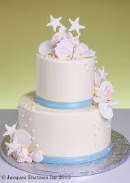 beachy wedding cakes seaside wedding cakes