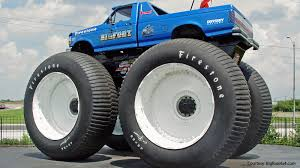 monster trucks bigfoot 6 crazy scary ford monster trucks ford trucks