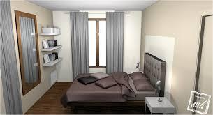 Decoration Chambre Moderne Adulte by Comment Decorer Une Chambre A Coucher Adulte Kirafes