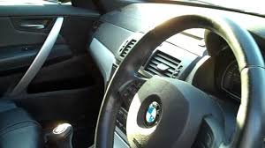 bmw x3 2 5si m sport 5dr sat nav sold by cmc cars youtube