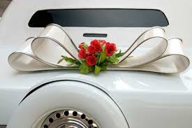 wedding car decorations wedding car decorations and accessories