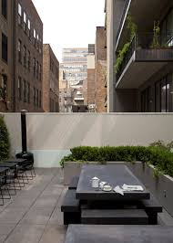 Ex Machina Hotel by Relaxation On New York U0027s Chelsea Riviera Hotel Americano