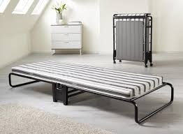 Single Folding Guest Bed Be Advance Single Folding Guest Bed With Airflow Fibre Mattress