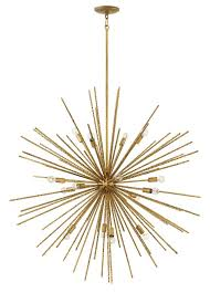 Sputnik Chandelier Rodrigo 16 Light Sputnik Chandelier Reviews Allmodern