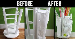 ways to store wrapping paper reinvent your wrapping paper storage area with this crafty