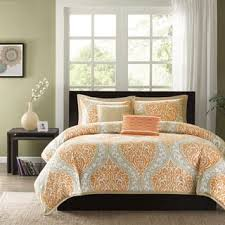 Orange Bed Sets Orange Comforter Sets For Less Overstock