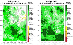 Lower Colorado Water Supply Outlook March 1 2017 Drought Sage Winds