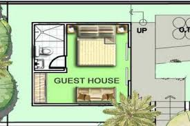 guest house floor plan 13 guest house plans compact guest house plan 2101dr 2nd floor