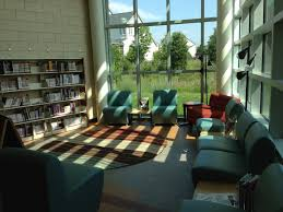 comfy library chairs ashburn library s teen lounge was created with teens in mind