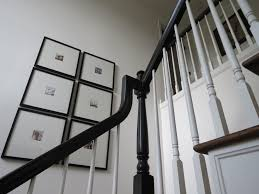 Banister Handrail Tiffanyd The Banisters Go Black