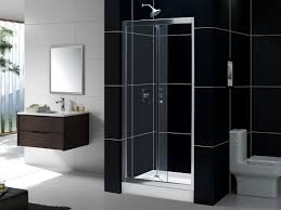 dreamline butterfly frameless bi fold shower door 30 columbia shower door