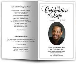 funeral program design funeral programs templates memorial brochure template memorial
