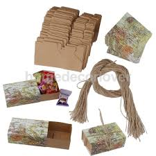 where can i buy boxes for gifts 50pcs craft paper world map drawers wedding favors candy gift