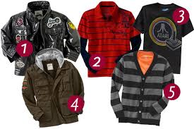 top 5 trends in boys clothes