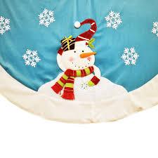snowman tree skirts wikii