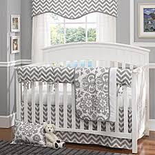 gray chevron baby crib set 1 ruby mae nursery pinterest baby