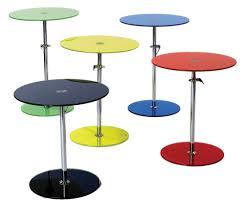 Adjustable Side Table Dinka Side Table