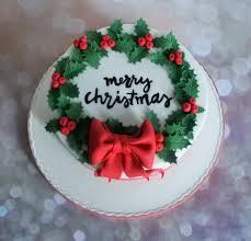 Christmas Cake Decoration Ideas Uk Christmas Cakes Cakes Makers In Kent