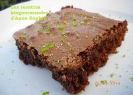 cuisiner mais gateau chocolat amande a la farine de riz et zeste de citron vert