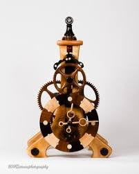 Free Wooden Gear Clock Plans Download by Download Three New Free Wooden Clock Plans Woodworking