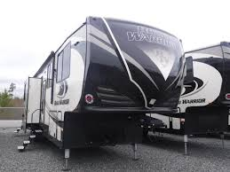 Travel Trailer With Garage New Or Used Toyhauler Campers For Sale Camping World Rv Sales