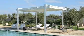 pergola kits garden u0026 patio modern italian design unopiù unopiù