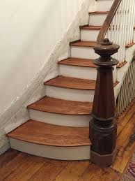 How To Stain Wood Banister Staining And Sealing The Stairs Terrace Place