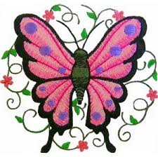butterfly6 butterfly machine embroidery design butterfly machine