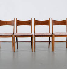 lane furniture dining room mid century dining chairs by lane furniture ebth
