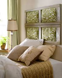 Homemade Headboard Ideas by Cool Homemade Headboards Baguess Com