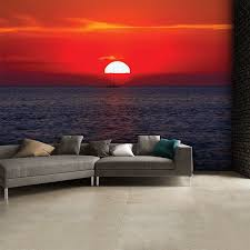 28 1 wall mural 1 wall forest path sun beam giant wallpaper 1 wall mural 1 wall sunset wall mural 315cm x 232cm