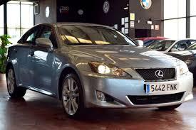 concesionario lexus en valencia oferta de lexus is220d azul en madrid desde 9 000 euros