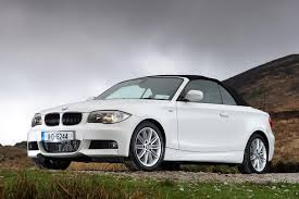bmw convertible 1 series bmw 1 series convertible 2008 2014 pictures carbuyer