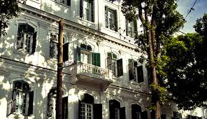 colonial architecture a trio of colonial in hanoi travel smithsonian