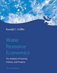 water resource economics the mit press
