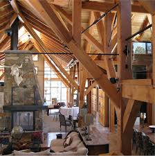 log homes interiors retreat place magnificent luxury log home plans for traditional